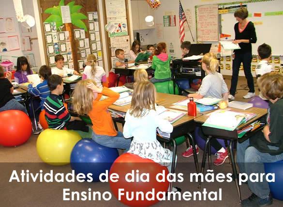 Atividades De Dia Das M 227 Es Para Ensino Fundamental