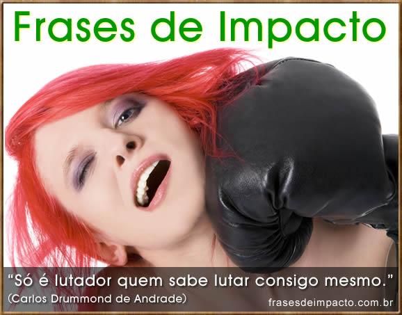 Frases de impacto para Facebook e redes sociais, mensagens de impacto