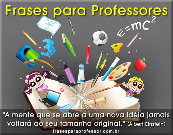 Motivar Professores E Educadores   A Sabedoria De Albert Einstein