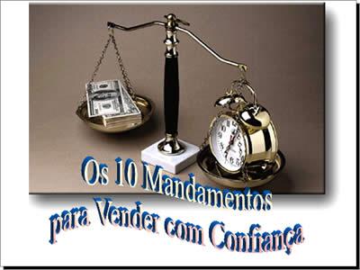 10 Mandamentos Do Vendedor Confiante Acomo Vender Com Sucesso