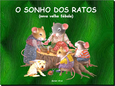 Metáforas Motivacionais O Sonho Dos Ratos