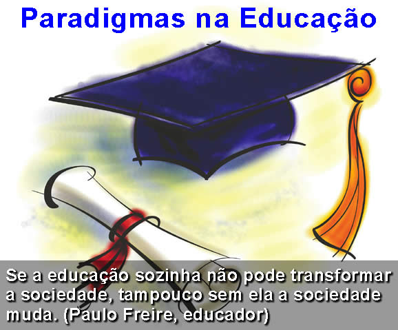 Mudança De Paradigmas Na Educação Paradigmas Educacionais