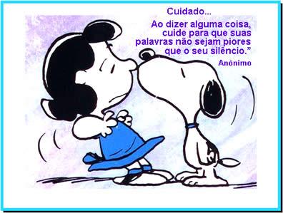 Frases E Muita Filosofia Nas Palavras Do Sábio Snoopy Com