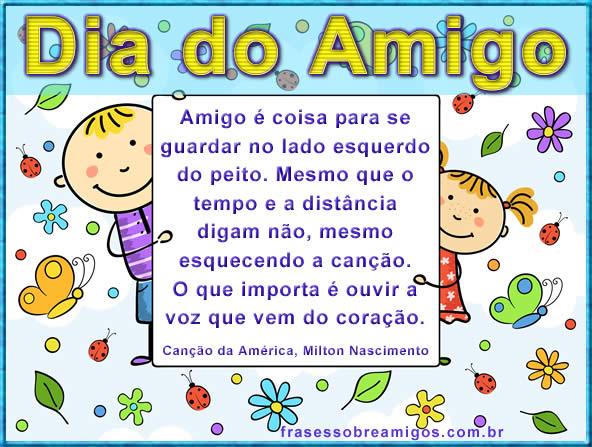 Dia do Amigo, dia internacional da amizade