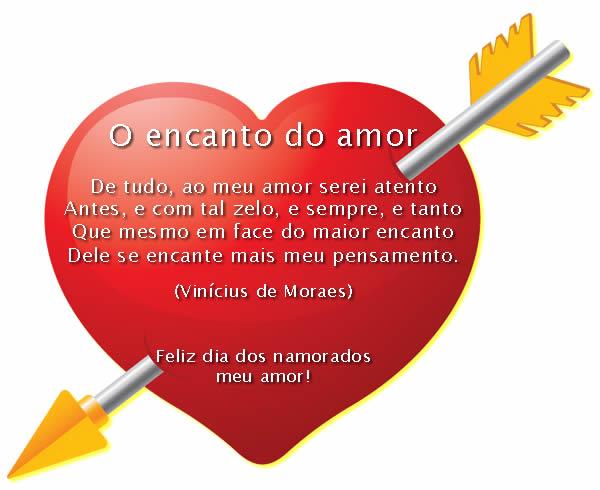"""meu pensamento. """" (Vinícius de Moraes, frases de amor para facebook"""