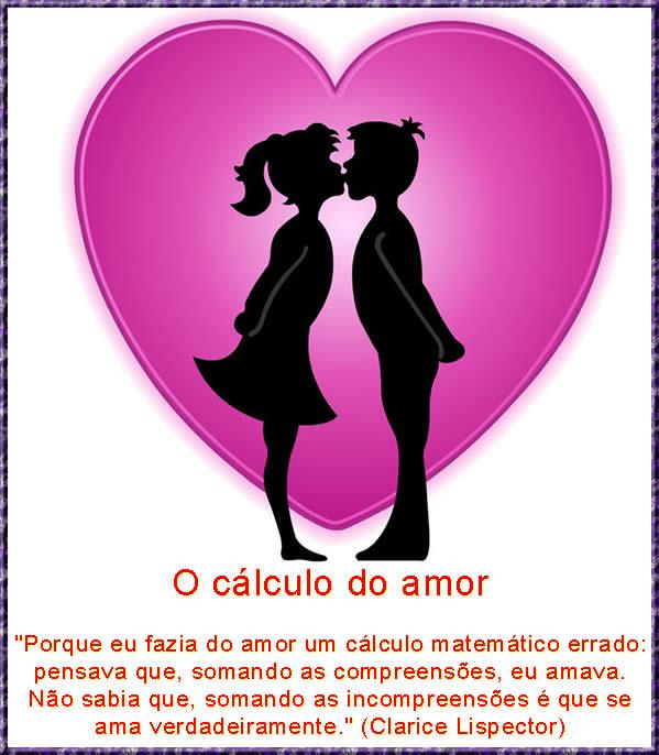 Cálculo do amor