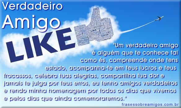 Frases Dia Do Amigo Para Facebook Frases De Amizade