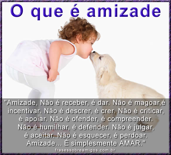 Frases dia internacional do amigo