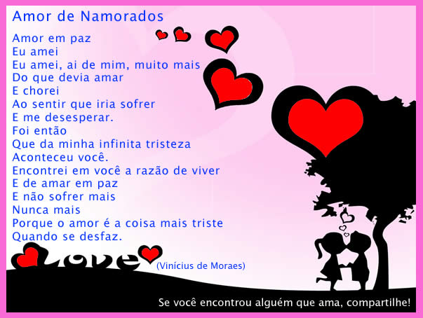 Portuguese-Português - Love Poems, Love Messages, Love E