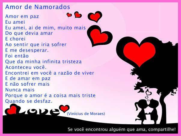 Mensagens De Amor Para Facebook Dia Dos Namorados