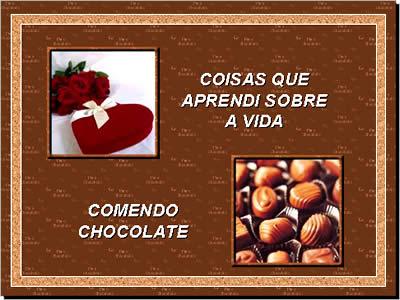 De Enviar Essa Mensagem Pps De Amor E Chocolate Para A Pessoa Que Voce