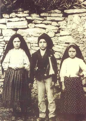 criancas videntes de fatima portugal