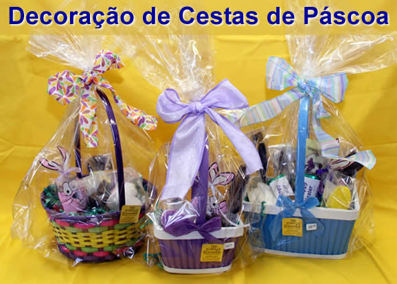 Decoracao De Cestas Pascoa Decorar Cestasjpg Pictures