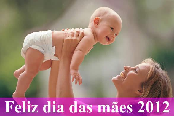 feliz dia das mães 2012