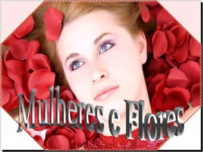 Slides Para Download Dia Das Mulheres   As Mulheres E As Flores