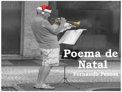 poemas de natal de Fernando Pessoa