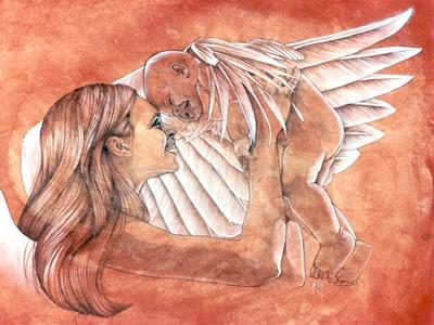 um anjo chamado mãe