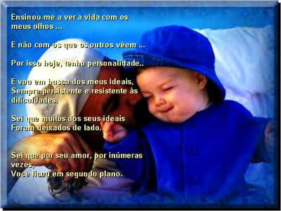 Mensagem De Filho Que Ainda Não Nasceu Feliz Dia Dos Pais
