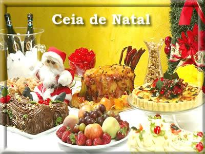 significado dos alimentos da ceia de natal
