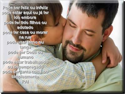 Mensagem Para O Pai Dos Meus Filhos Frases E Mensagens Em