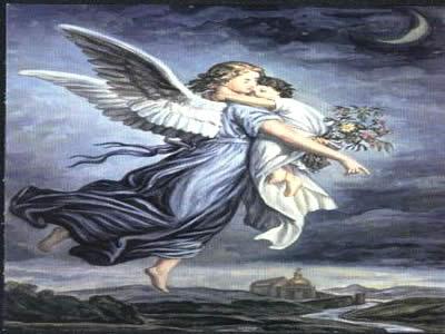mensagens de anjos para o dia das mães