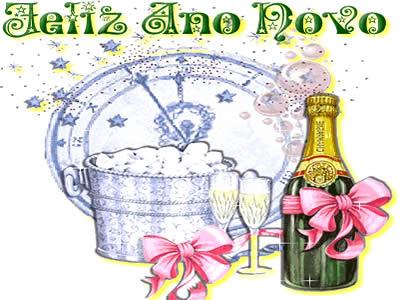 Mensagens de feliz ano novo