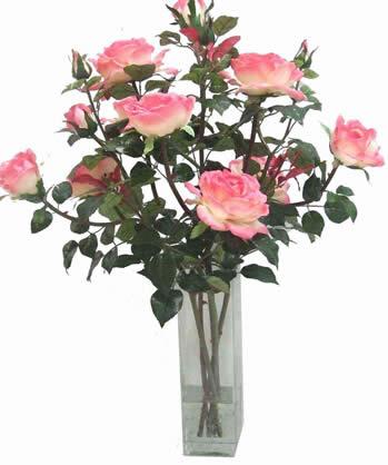 o que não devemos dar de presente no dia das mães, flores de plástico