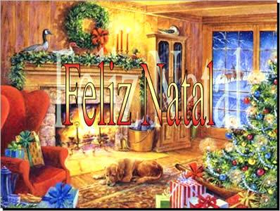 cartões animados de natal